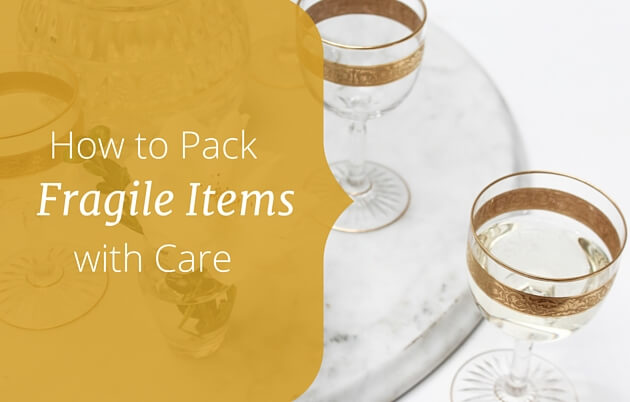 How to Pack Fragile Items with Care
