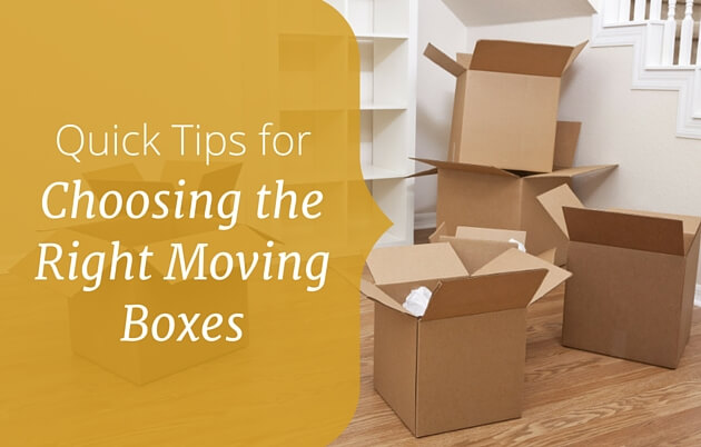 There Really Is A Method To The Madness Of Selecting The Right Boxes For  Your Move. Because If You Want Your Things To Arrive Safely And In One Piece  ...